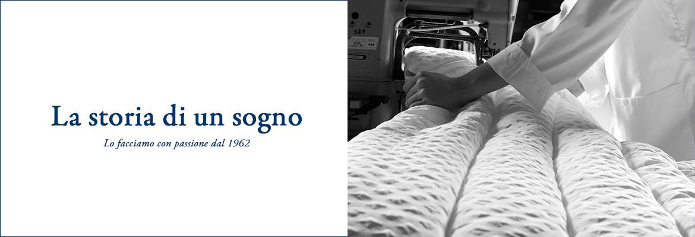 newest beb06 c861a La storia di un Sogno | Caleffi Biancheria per la casa dal 1962
