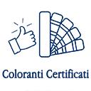 coloranti certificati caleffi
